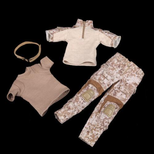 Soldier Story SS106 1//6 Medal of Honor Navy SEAL VooDoo Coat Pants T-shirt Belt