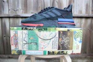 reputable site 6f2f4 d583d Details about Adidas TfL ZX 500 RM UK 10.5 Limited Edition 1/500 Pairs  Worldwide EE7225