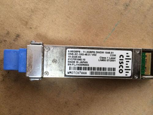 Genuinue Cisco ONS-XC-10G-48.5