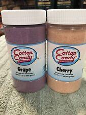 Cotton Candy Express Floss Sugar Grape Amp Cherry 11oz Ed