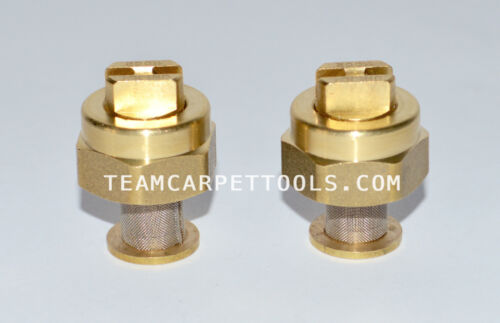 T-Jet /& Strainer Replacement for Low Profile Carpet Cleaning Wands Nozzle 11002