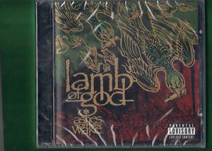 LAMB-OF-GOD-ASHES-OF-THE-WAKE-CD-NUOVO-SIGILLATO