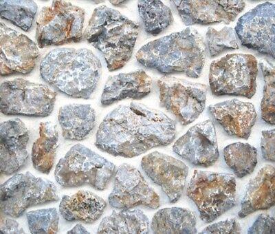 Natursteinplatten Rock Face Grey Wandverkleidung Pflichtbewusst Naturstein Verblender