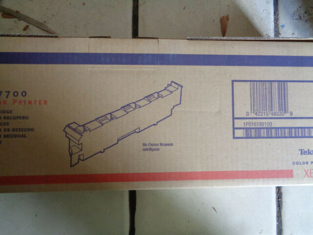 Genuine XEROX WASTE TONER CONTAINER PHASER 7700 016189100