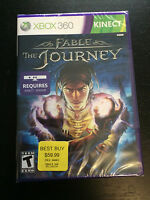 Fable: The Journey Xbox 360 Game Kinect Required Brand Factory Sealed