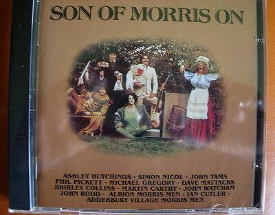Son Of Morris On CD NEW SEALED Dancing Dance Folk John Tams/Ashley Hutchings