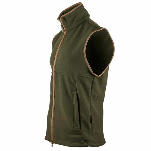 Jack Pyke Countryman Fleece Gilet Mens Hunting Shooting Fishing Body Warmer Vest
