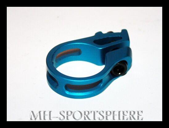 """S&L, für SRAM Trigger Schelle Klemme Schalthebel """"XX1 / XX / X01 / X0, blau matt"""