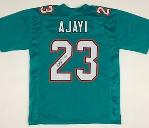0f9cc86d Details about Jay Ajayi Signed Dolphins Jersey (JSA COA)