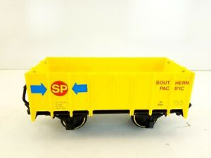 Orvis-Echo-The-Classic-Rail-Train-CABOOSE-Freight-car-G-Scale-toy-train