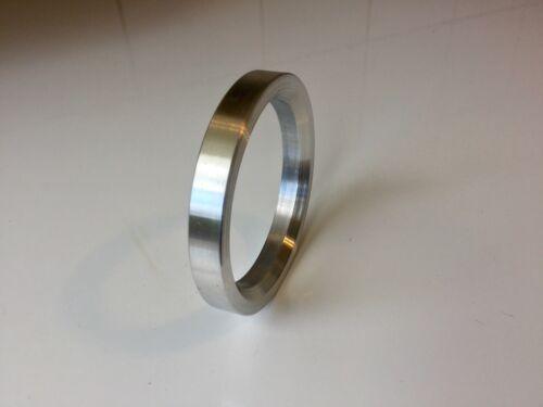 4 Anelli Centraggio Centratori Alluminio Cerchi Lega Mak 72mm56,6//57,1//58//60,1//
