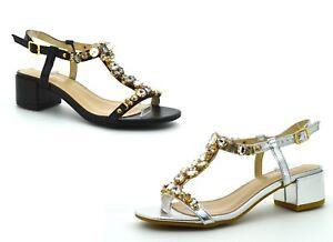 huge discount 626a4 c5e60 Dettagli su scarpe donna estive sandali aperti mare infradito con le  perline ciabatte