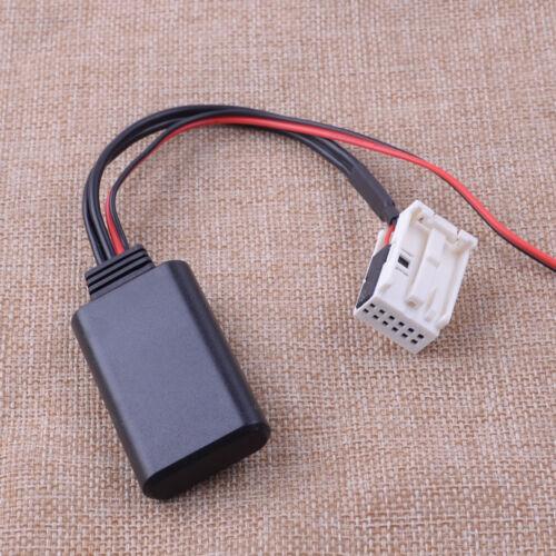 Adaptador Bluetooth 12 pin Cable auxiliar para Mercedes Benz W164 M-Klasse W251