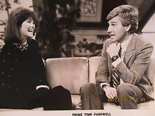 Valerie Bertinelli & Gary Collins Original Photo 1984 Leaving One Day at a Time