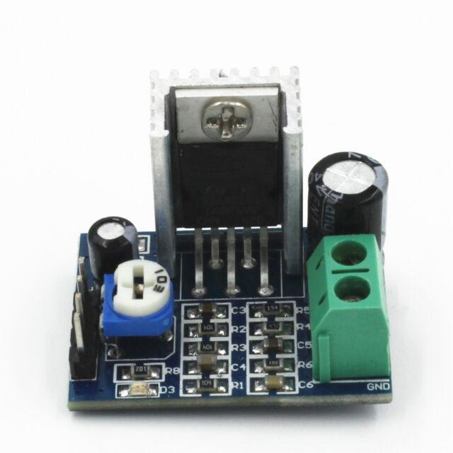 6-12V Single Power Supply TDA2030A Audio Amplifier Board Module