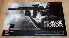 Vanquish / Medal of Honor rare Poster PS3 Xbox 360 Playstation Sega
