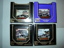 NASCAR diecast 3 Dale Earnhardt DEI Brickyard Goodwrench 4 Premier boxed car 90s