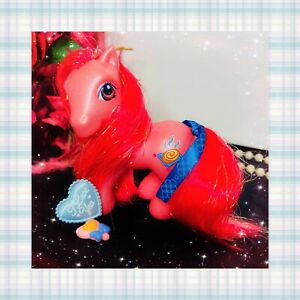 ❤️My Little Pony G3 Cinnamon Breeze Earth Pony Sparkleworks MLP Tinsel Neon❤️