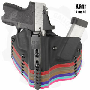 Details about Do All Appendix Carry Holster for Kahr 9 and 40 Pistols by  Galloway Precision