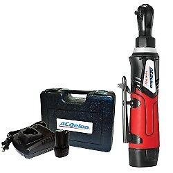 "AC Delco ARW1207 G12 Series ARW1207 Li-Ion 12V 1//4/"" Mini Ratchet"