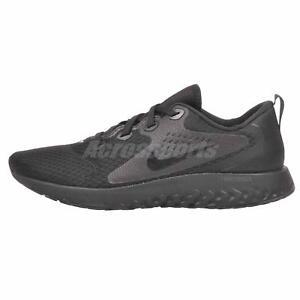 Capable Nike Legend Réagissent Running Homme Chaussures Noir Aa1625-002-afficher Le Titre D'origine Pour Assurer Une Transmission En Douceur