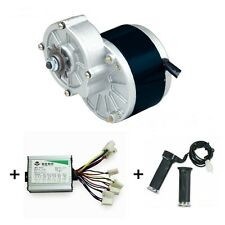 MY1016Z3 350W + Motor Controller + Twist Throttle, DIY Electric Bicycle Kit