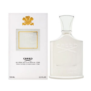 Silver-Mountain-Water-by-Creed-for-Men-3-3-oz-EDP-Spray-Brand-New