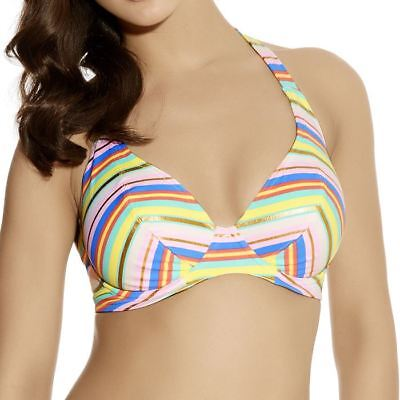Freya Swimwear Wild Side 3320 Banded Halter Neck Bikini Top