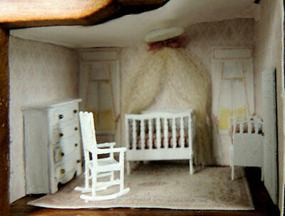 CHM Dutch Baby House Furniture Kit Cynthia/'s Parlour