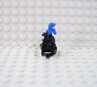 ☀️NEW Lego Yellow Dragon Plume Castle Knight Kingdoms City Town Minifig Helmet