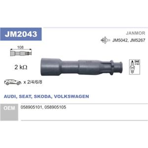 Spina bobina d/'accensione-janmor Limited Company jm2043