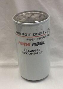detroit diesel , 23530643 , secondary fuel filter ebay Detroit Diesel Transfer Pump image is loading detroit diesel 23530643 secondary fuel filter