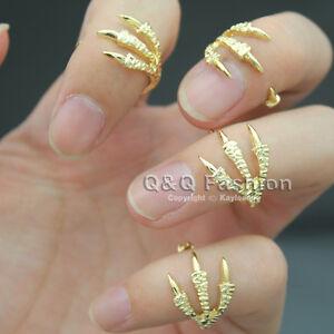 Mini Midi Finger Tip Ring