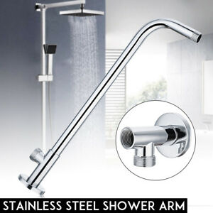 Image Is Loading TAPCET Wall Mounted Bathroom Solid Brass Rain Shower