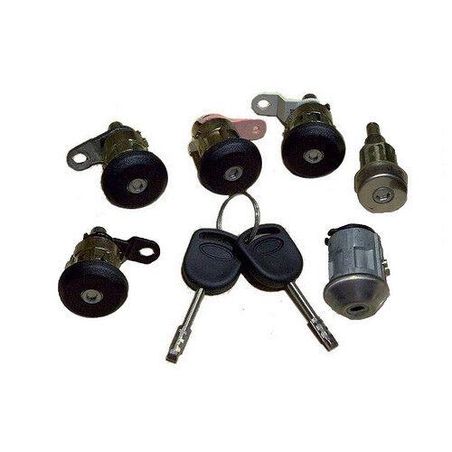 Kit Completo Tambores para Puerta/Cerraduras Integral neiman Ford Transit (