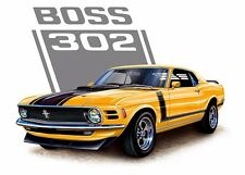 BOSS 302 Hooker Super Competition Headers 69-70 Ford/Mercury ELIMINATOR Boss 302