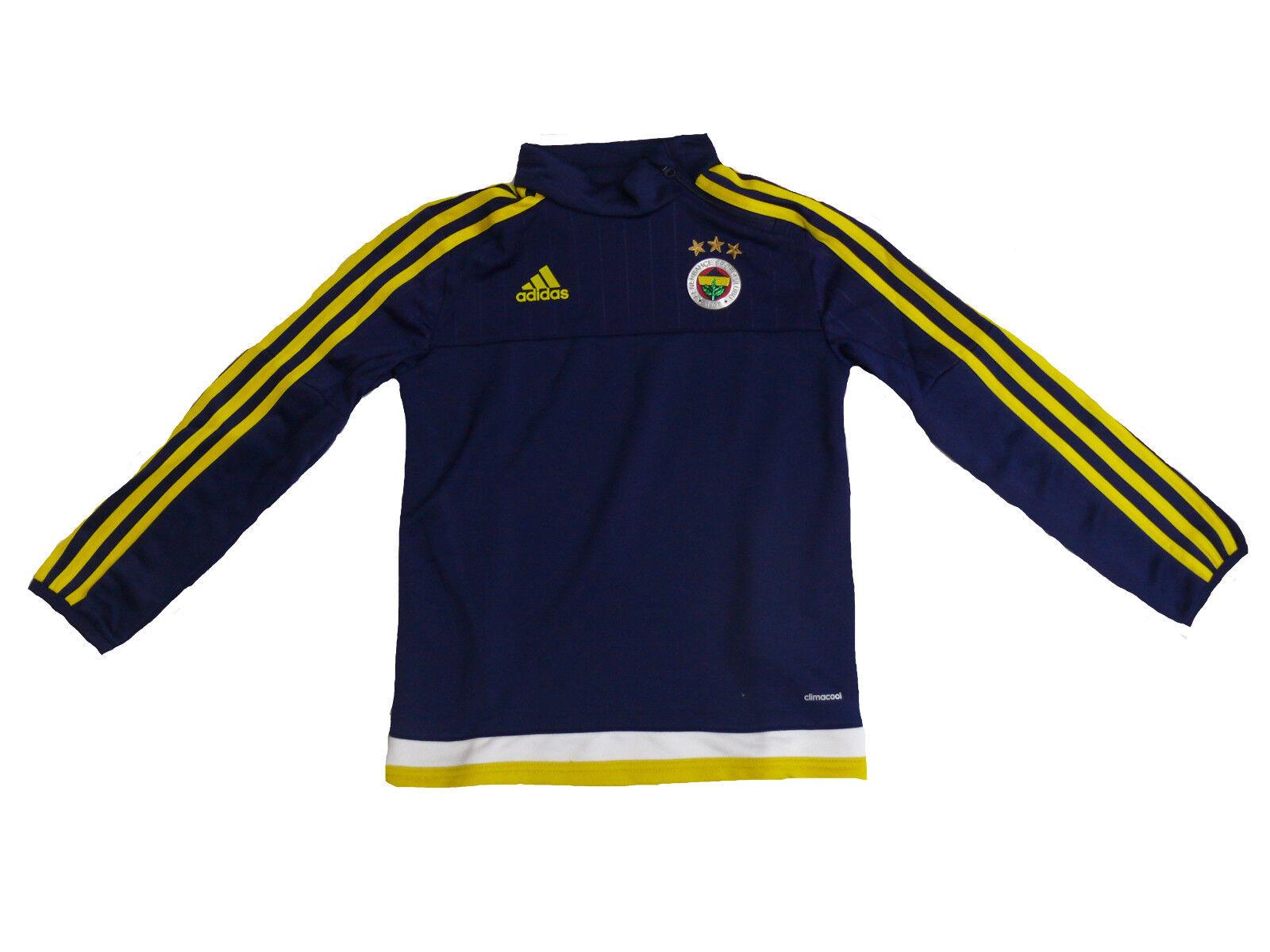 Adidas Fenerbahce Istanbul Kinder Sweatshirt trainings Top  Gr.164