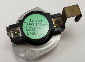 Therm-O-Disc-Limit-Switch-312753-HH19ZA945-L145-55F