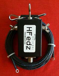 Details about HFedz Delta Loop for 40m (20m/15m/10m/6m) HF antenna (200W)  Ham Radio Antenna