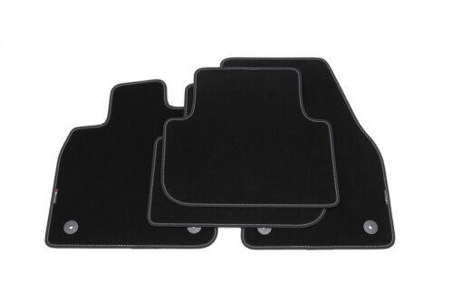 2016 Exclusive-line Design Fußmatten für VW Tiguan 2 II Bj