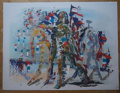 1919/2008 Robert Calix Unterzeichnet Special Summer Sale Bastille Day
