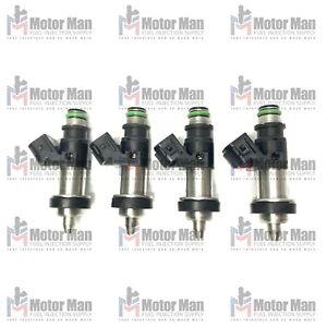 4* OE 15710-24F00 Fuel Injectors Fits Suzuki GSXR 600 750 1000 Hayabusa GSX1300