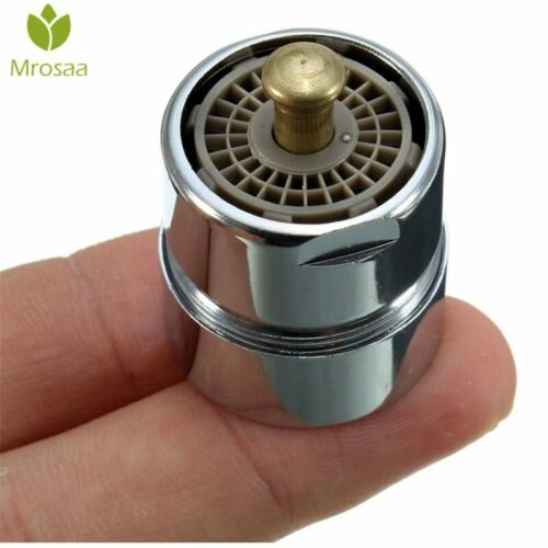 1Pcs Mrosaa Brass One Touch Control Faucet Aerator Water Saving Tap Aerator V…