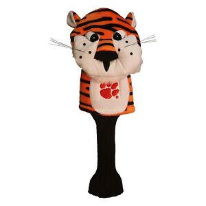 Clemson-Tigers-Mascot-Golf-Driver-Headcover-Oversize-Bag-Club-Wood-New