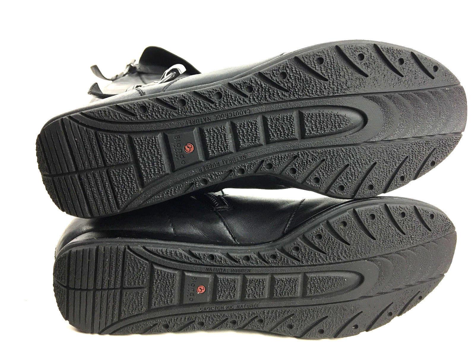 Blondo Over the Knee Zip Zip Zip side   Buckle Black Boots Size US.8 UK.6 EUR. 38-39 78ed57