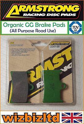 634HS YAMAHA XJR 1300 SP 2001 SBS Street Front Sintered Brake Pads