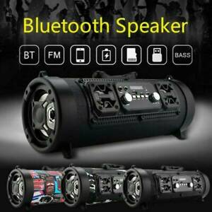 Bluetooth-LOUD-Speaker-Wireless-Outdoor-Stereo-Bass-Subwoofer-USB-TF-FM-Radio-US
