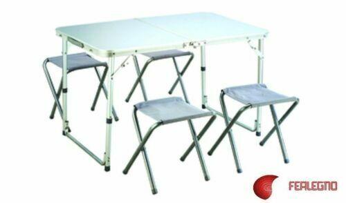Tavoli Da Terrazzo Prezzi.Tavoli Da Esterno In Alluminio Acquisti Online Su Ebay
