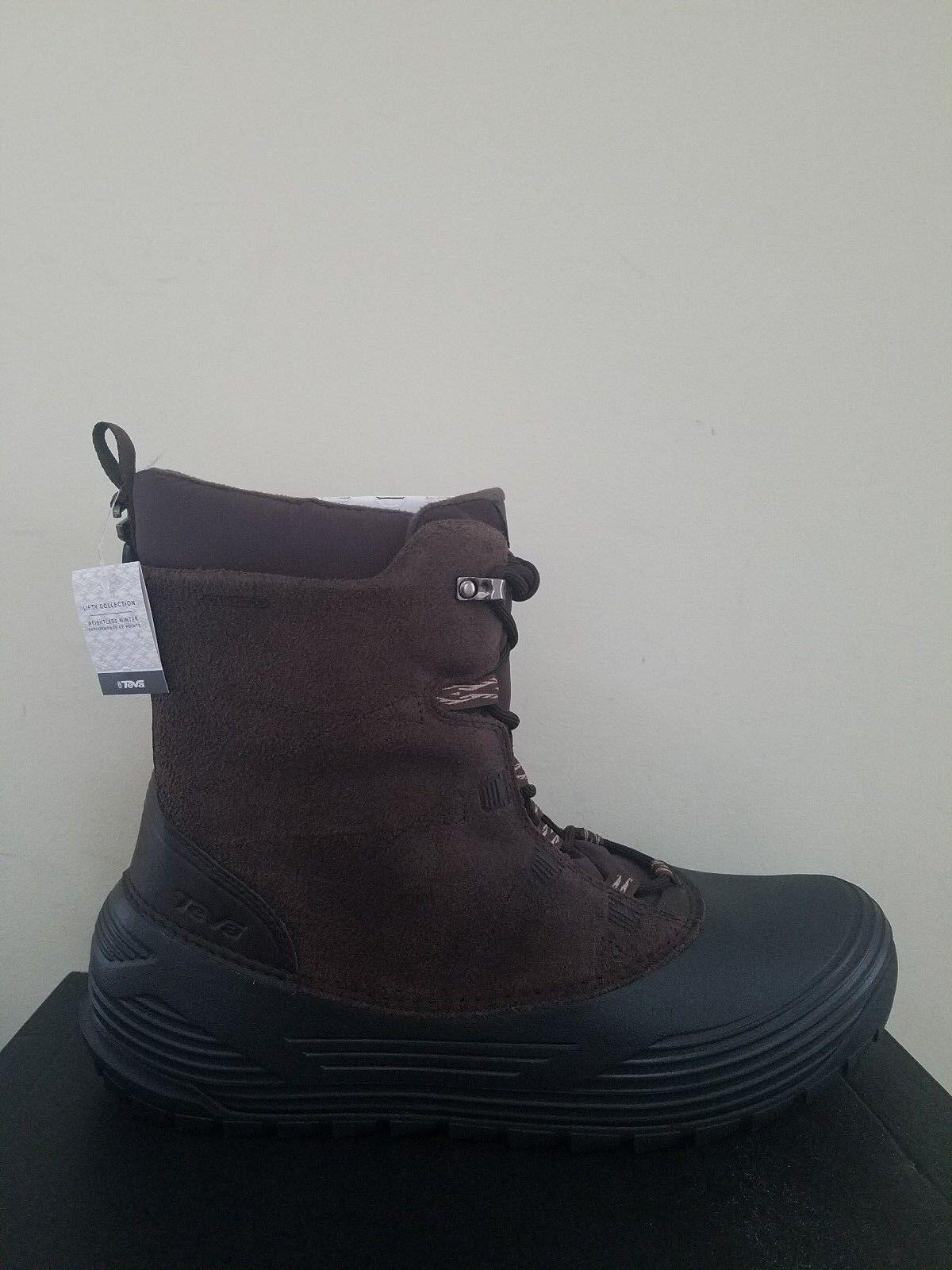 Teva Uomo`s Highline WP  Stivali  Size 13 NIB