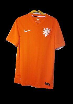 Size 13-15yrs Holland// Netherlands KNVB Junior Kids Home Shirt 2012//13 XL